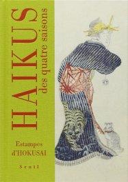 Haïkus des quatre saisons Estampes d'Hokusai-labiblidemomiji